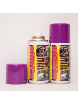 Меловая смываемая краска WATERPAINT фиолетового цвета в Астрахани