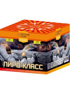 """Салют ПИРО КЛАСС 1,2"""" дюйма (30 мм.) калибр 49 залпов в Астрахани"""