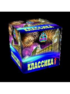 "Салют КЛАССИКА 1,2"" дюйма (30 мм.) калибр 24 залпа в Астрахани"